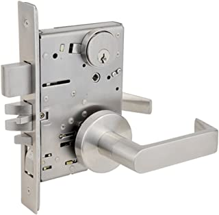 electrified mortise lock