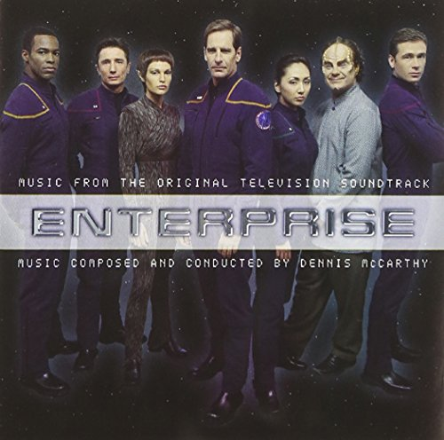 Enterprise CD - Composed and conducted by Dennis Mccarthy