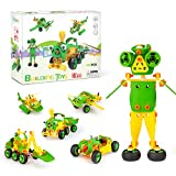 NextX konstruktionsspielzeug für Kinder STEM kinderspielzeug Kit Bildungsbausteine Spielzeug für Jungen und Mädchen -