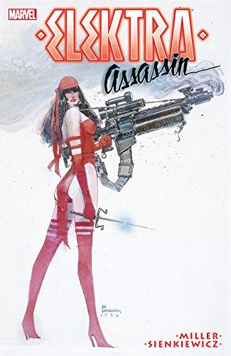 Elektra: Assassin (Elektra: Assassin (1986-1987)) (English Edition)