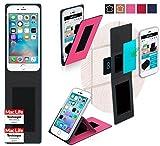 reboon Hülle für Apple iPhone 6S Tasche Cover Case Bumper   Pink   Testsieger