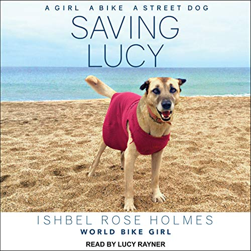 Saving Lucy audiobook cover art
