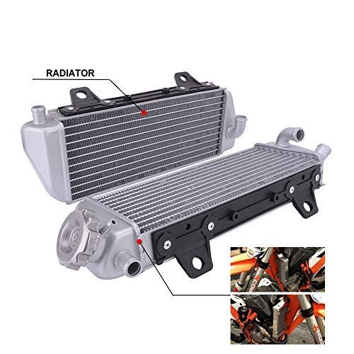 AnXin Radiador de rendimiento de aluminio