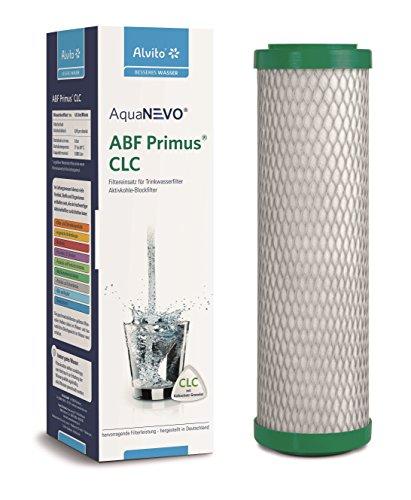 Alvito ABF Primus CLC Wasserfilter, Weiß, normal