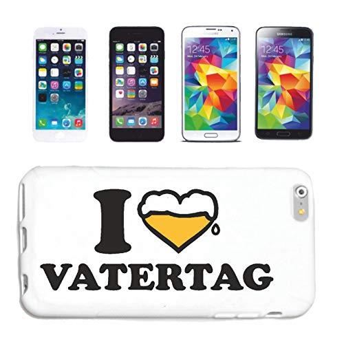 Helene telefoonhoes compatibel met Samsung Galaxy S8+ I Love Vaderdag MÄNERDAG Bier JungGESELENAFSCHIED PARTYSTEMUNGHARdcase beschermhoes telefoonhoes Smart Co