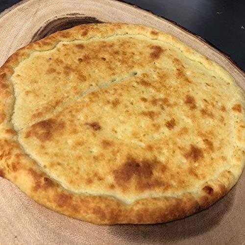 "9"" Fathead Pizza Crust (Varieties). Crust OnlyHalal,Keto,Organic,Gluten-free,Natural,Fresh and Non-GMO. (Italian Seasoning, 3 crusts)"