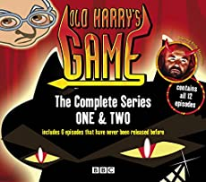 Old Harry's Game - The Complete Series One & Two