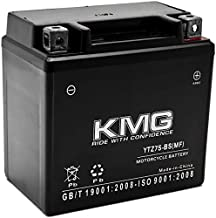 KMG YTZ7S Battery For Honda 150 PCX150 2013-2014 Sealed Maintenance Free 12V Battery High Performance SMF OEM Replacement Powersport Motorcycle ATV Scooter Snowmobile Watercraft