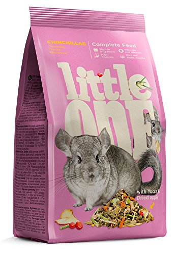 Little One Alimento para Chinchillas, 900 g