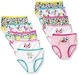Disney Mouse Girls Panty Multipacks, Minnie 10pk, 4T