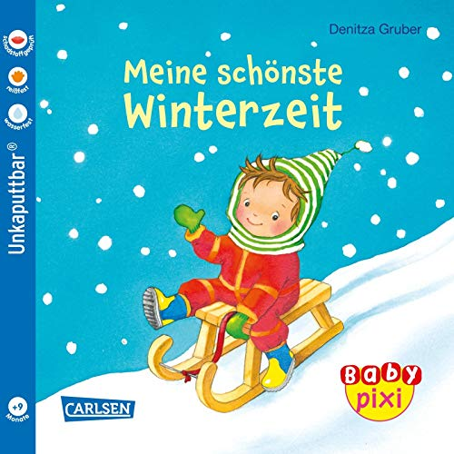 Baby Pixi (unkaputtbar) 91: VE 5 Meine schönste Winterzeit (5 Exemplare) (91)