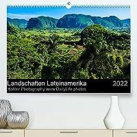 Landschaften Lateinamerika (Premium, hochwertiger DIN A2 Wandkalender 2022, Kunstdruck in Hochglanz): Eine Reise durch atemberaubende Landschaften (Monatskalender, 14 Seiten )