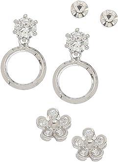 Dazzlers Howards Nest Design Cubic Zirconia Adjustable Ring