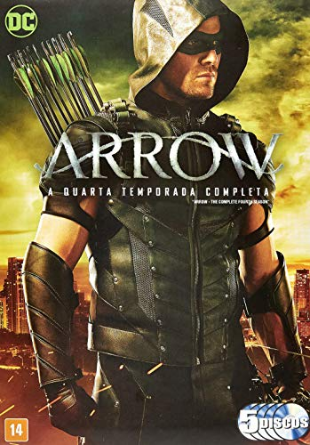 Arrow 4A Temp [DVD]