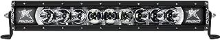 Rigid Industries 220003 Radiance+, 20 Inch, White Backlight, LED Light Bar Universal