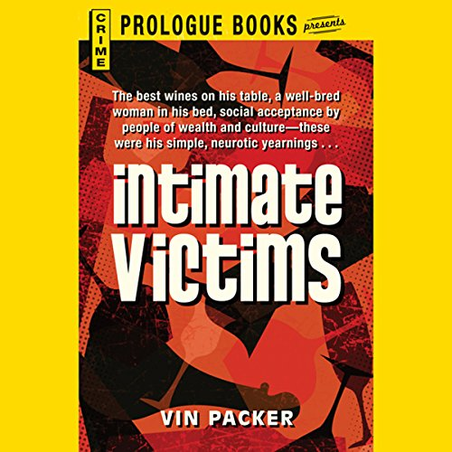 Intimate Victims audiobook cover art