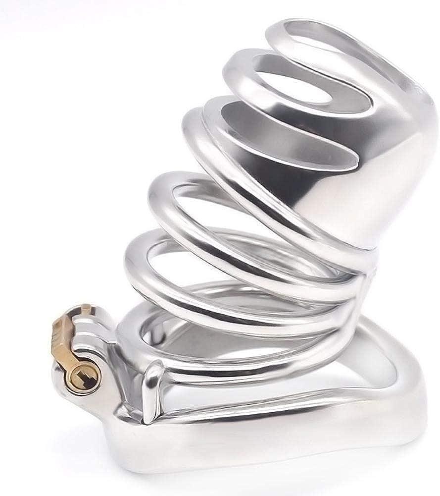 セール特別価格 アウトレット☆送料無料 ZCLianer Male Underwear Steel Chástí-ty Device Protec Belt Metal