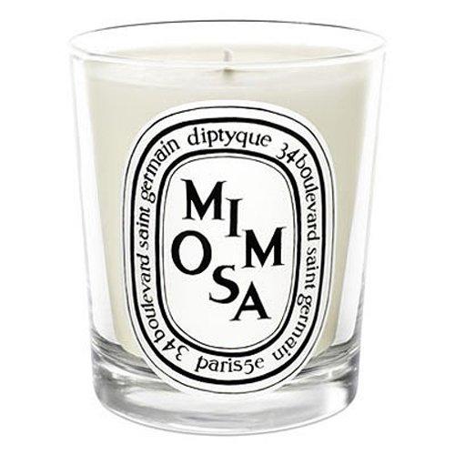 Diptyque mimosa profumata candela 190g