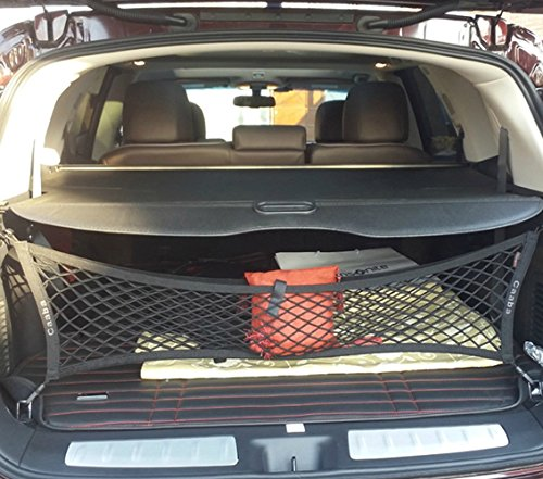 60/CM90/CM worth-mats nero mesh Floor bagagliaio SUV organizer per rete Dimensioni
