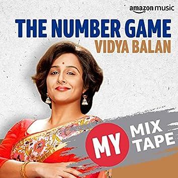 Vidya Balan: My Mixtape