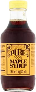 100% Pure Maple Syrup, 16 fl oz