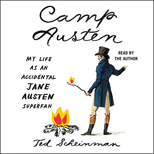 Camp Austen audiobook cover art