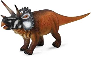 CollectA Prehistoric Life Triceratops Deluxe 1:40 Scale Dinosaur Figure - Paleontologist Approved Model