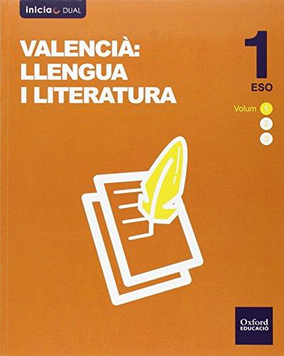 Lengua Valenciana Y Literatura. Libro Del Alumno. ESO 1 - Volumen Annual...