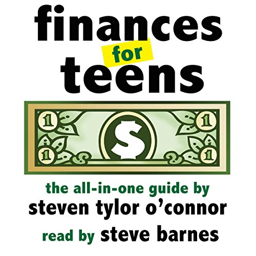 Finances for Teens audiobook cover art