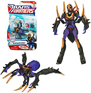 Hasbro Transformers Animated Deluxe:Black Arachnia