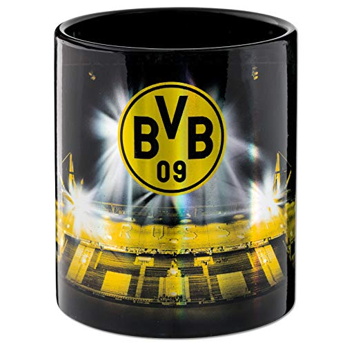 BVB-Tasse mit Stadionprint one size