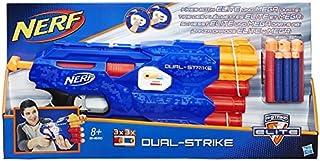 Nerf N-Strike Dual-Strike Blaster For Boys