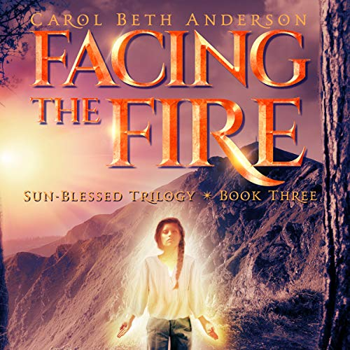 Facing the Fire audiobook cover art