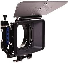 Tilta III 44 Lightweight Matte Box Sunshade DV Video DSLR rig kit for ARRI BMCC C300 5D2 5D3 D800 D700