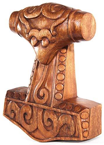 Windalf Arcia - Martillo de Thor Vikingo (35 cm, Hecho a