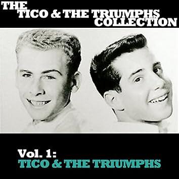 The Tico & The Triumphs Collection, Vol. 1: Tico & The Triumphs