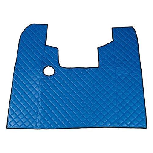 Lampa 96426 deurmat, kunstleer, blauw