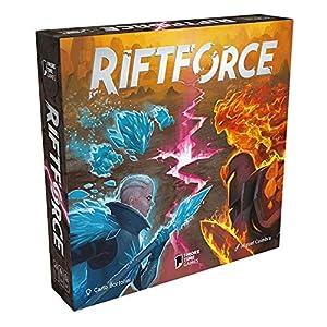 In dem kompetitiven 2-Spieler Kartenspiel Riftforce müsst ihr strategisch vorgehen, um euer Gegenüber zu besiegen Die Rifts verändern die Welt. Dörfer wurden auseinandergerissen und das Riftforce verbreitet sich in den Ländereien. Was vorher leblos w...