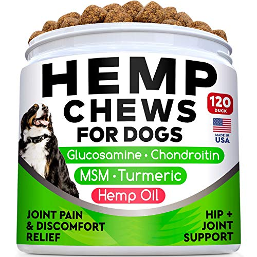 Top 10 best selling list for natural supplements for hip dysplasia in dogs