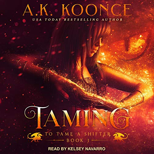 Taming  By  cover art