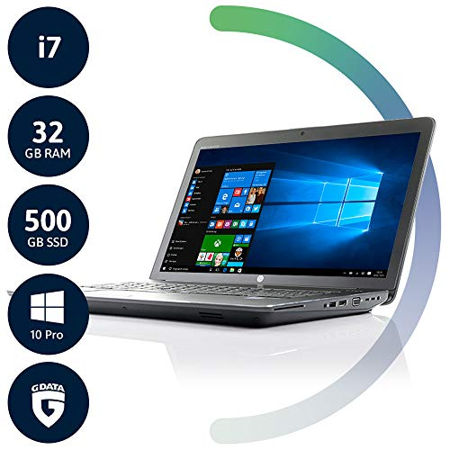 "HP ZBook 17 G3 Workstation | 1 J. Garantie | 43.9cm (17.3"") FHD 