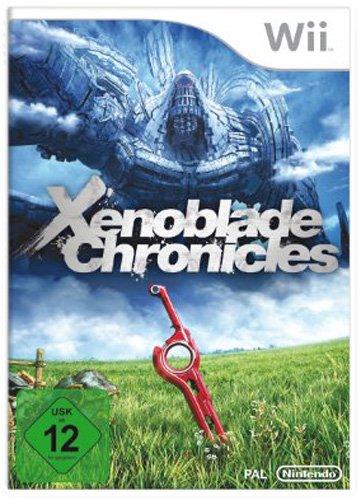 Nintendo Xenoblade Chronicles - Juego