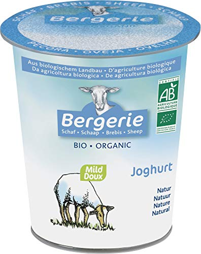 Bergerie Bio BERGERIE Bio Schafjoghurt Natur (6 x 125 gr)