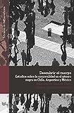 Descubrir el cuerpo : estudios sobre la corporalidad en el género negro en Chile, Argentina y México (Ediciones de Iberoamericana)