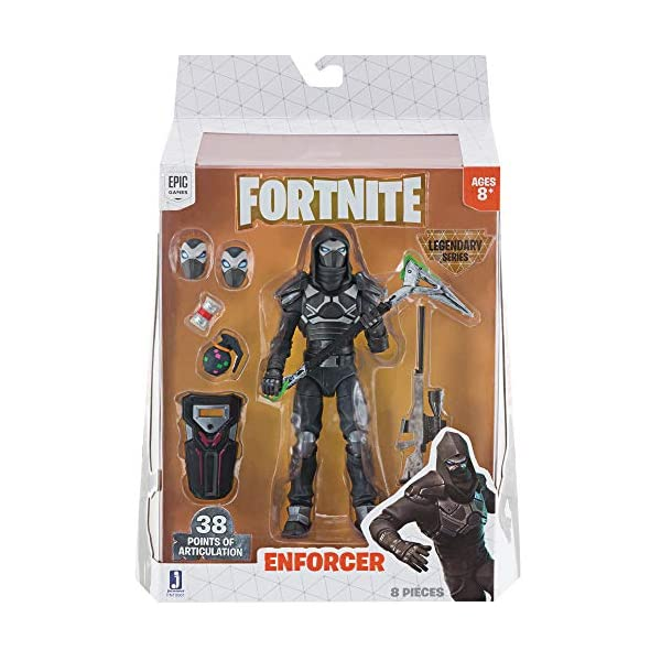 Toy Partner- Fortnite Juguete, figura, Multicolor (Jazwares FNT0061) , color/modelo surtido 6