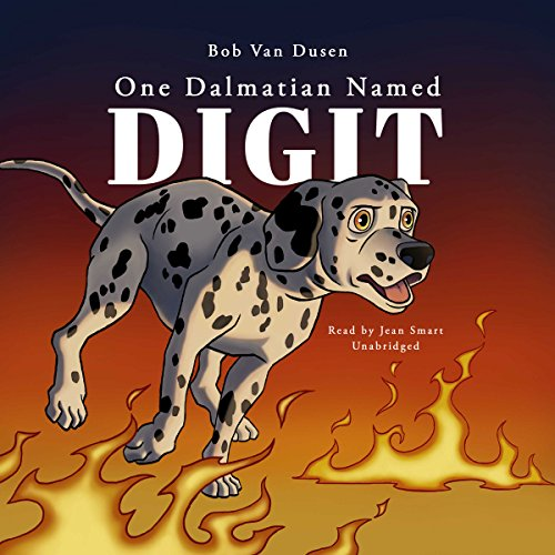 One Dalmatian Named Digit audiobook cover art