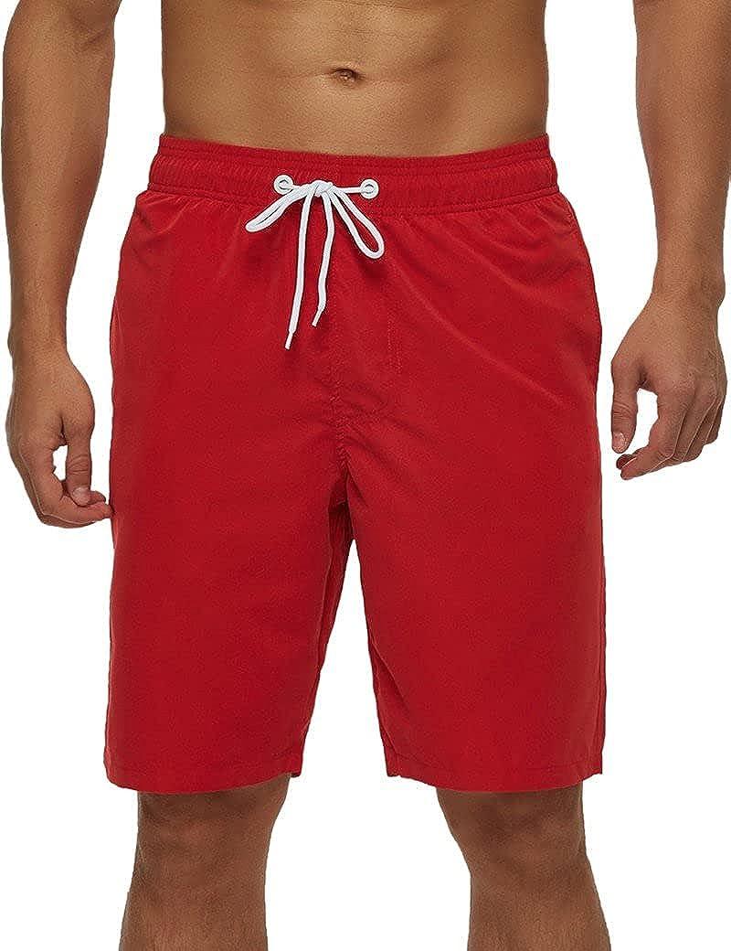 SILKWORLD Mens Swim Shorts Quick Dry Bathing Dealing full low-pricing price reduction Swimwear S Athletic