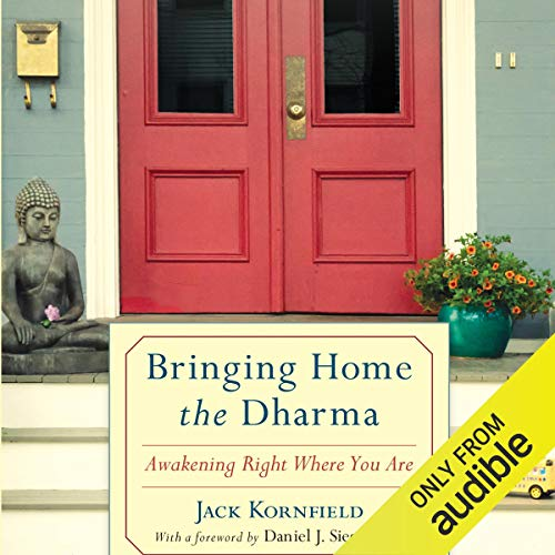 Page de couverture de Bringing Home the Dharma