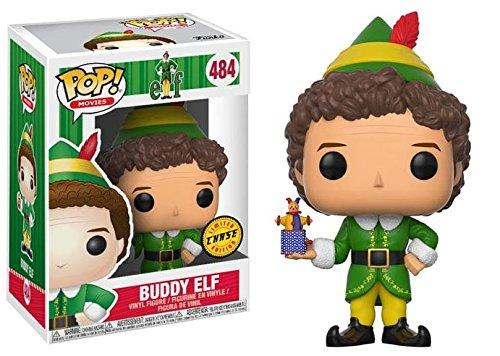 Funko Pop 484 - Buddy Elf Chase Version - Elf