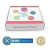 Test Avanzato per Allergie - Kit Test per Intolleranze Alimentari -...